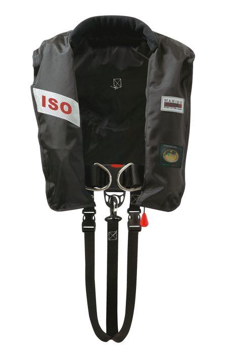 180N Pro ISO Rettungsweste LB MA1 sprayh. & light