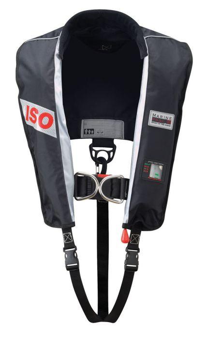 300N Pro 3D ISO Lifejacket MA1 + Sprayhood & light
