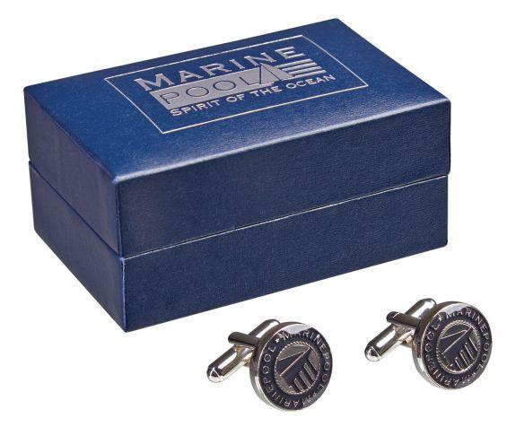 Manschettenknöpfe + Box