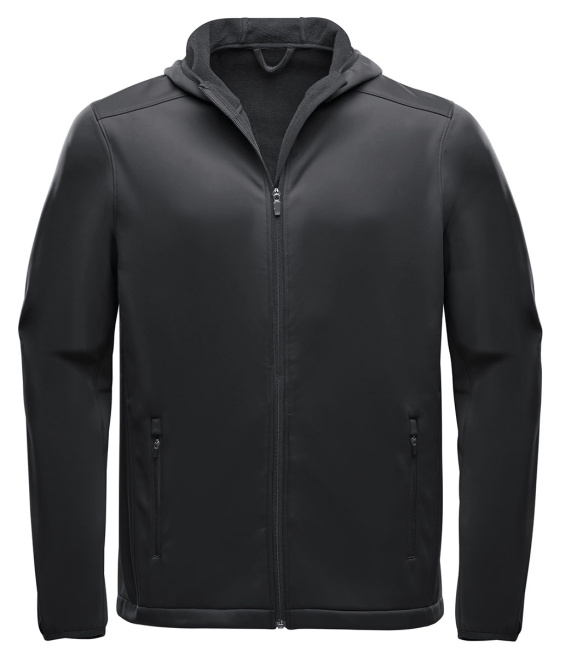 Action Stretch Hoodie Jacke