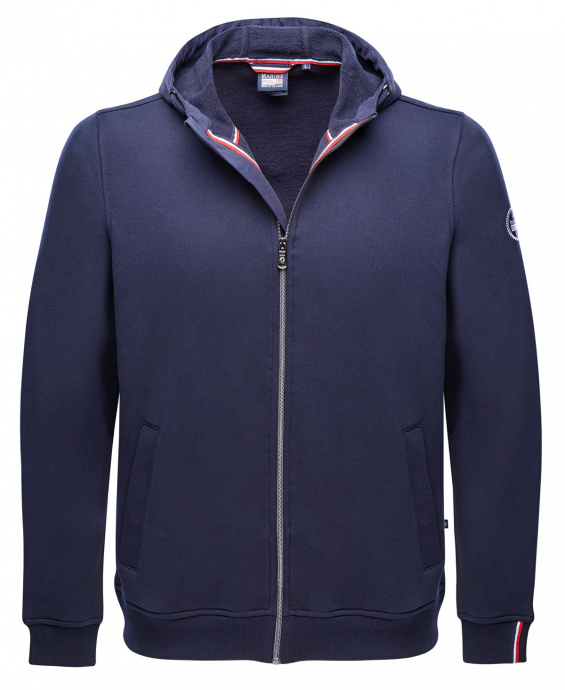 Aiko Zip Sweater Herren