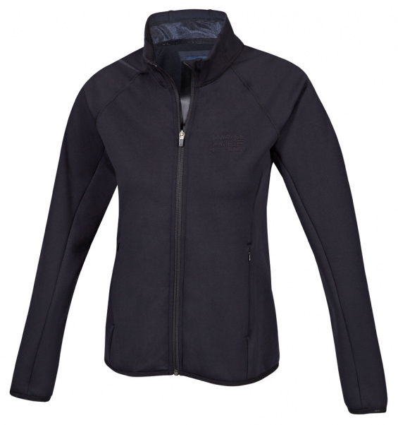 B3 Midlayer Fleece Jacket Damen Logo Brust