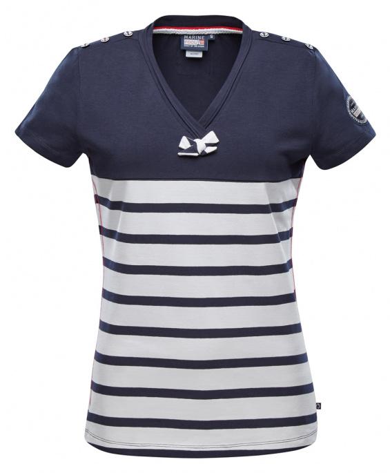 RR Sailing T-Shirt Mali Damen