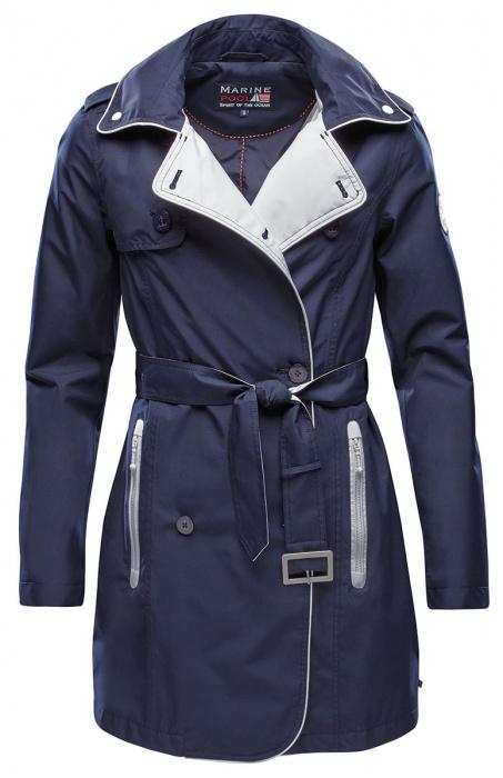 Norma Trench Coat Damen