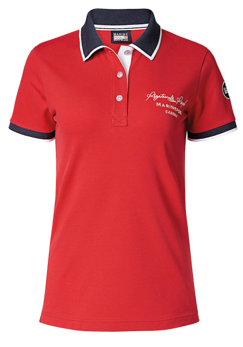 RR Ivy Premium Polo Damen