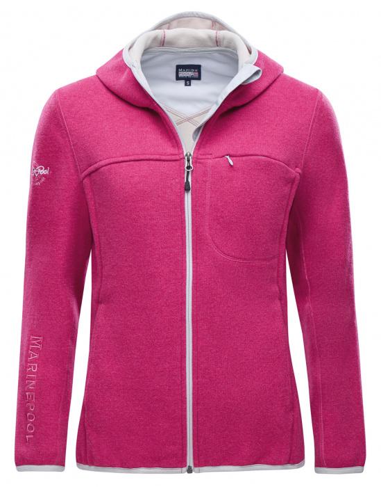Victoria Tech Wool Jacke Damen