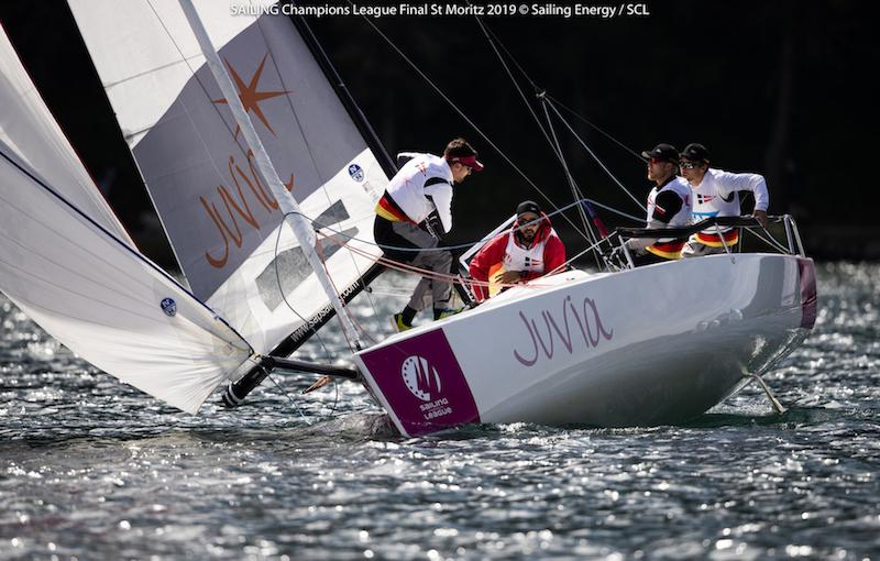 Sailing Champions League Finale 2019 – Sankt Moritz