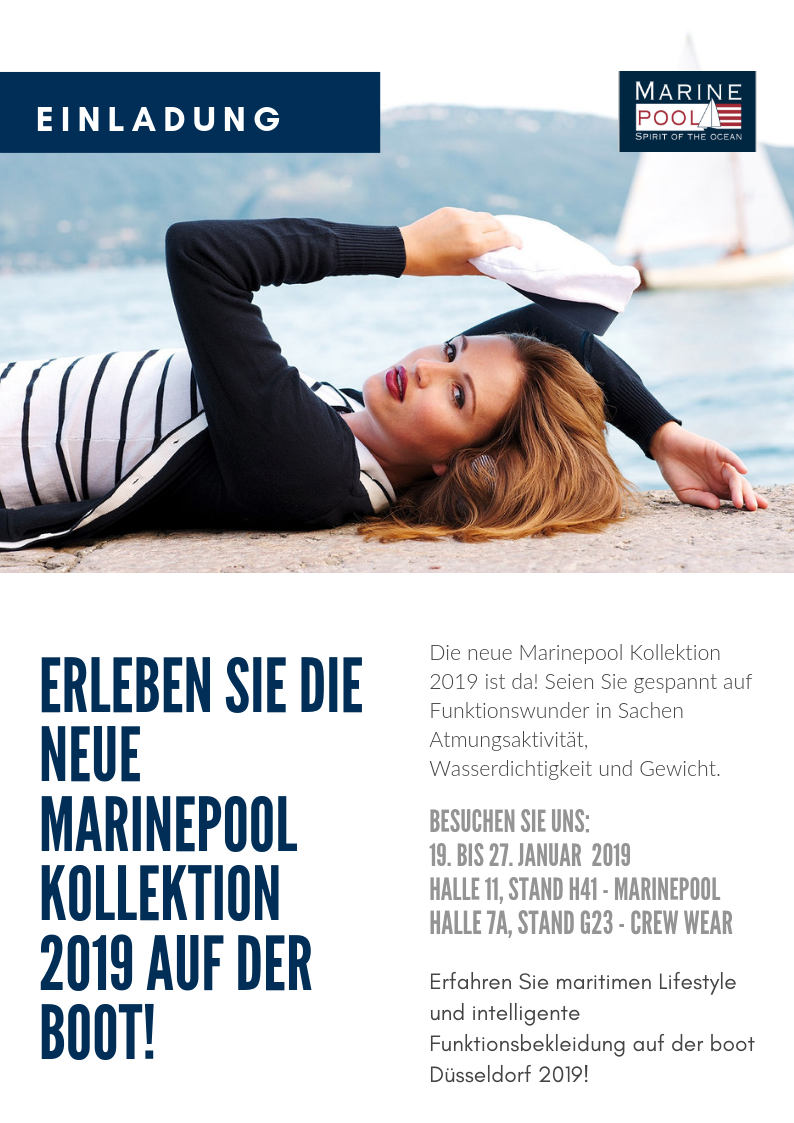 Marinepool - Boot Düsseldorf 2019