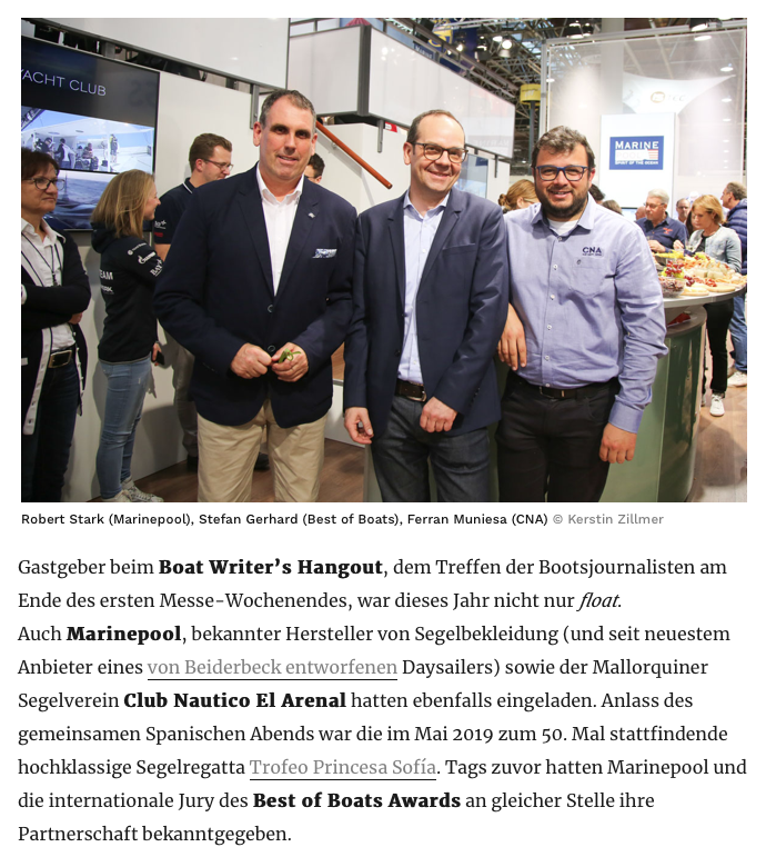 Float Magazine - Rückblick boot 2019