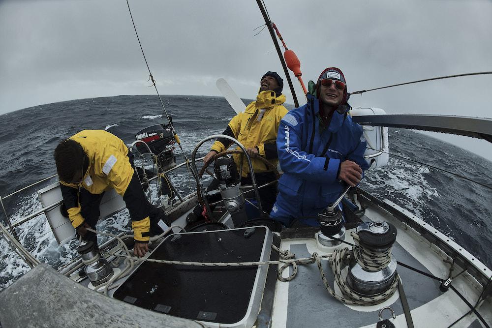 Stefan Glowacz - Coast to Coast: Lebenszeichen nach dramatischer Etappe