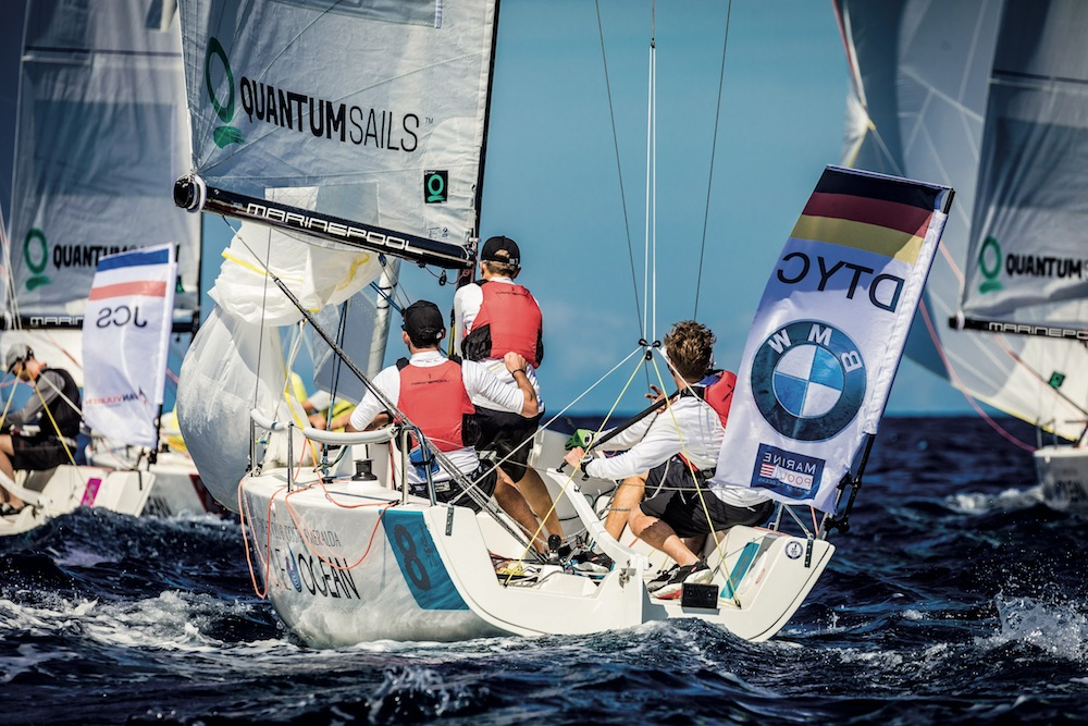 Sailing Champions League: Semifinale 2 in St. Petersburg