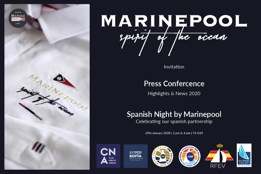 Marinepool Press Conference at Boot Düsseldorf 2020