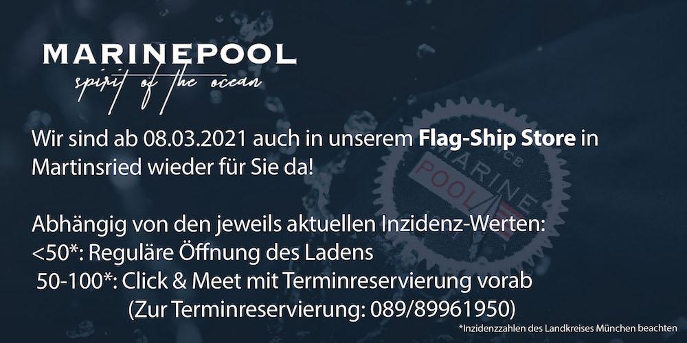 Marinepool Flagship Store - Click & Meet