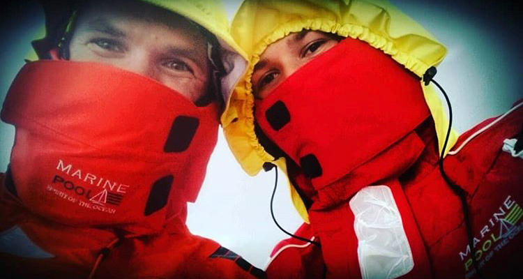 Ahoi – Riki und Martin Finkbeiner gehen auf große Reise