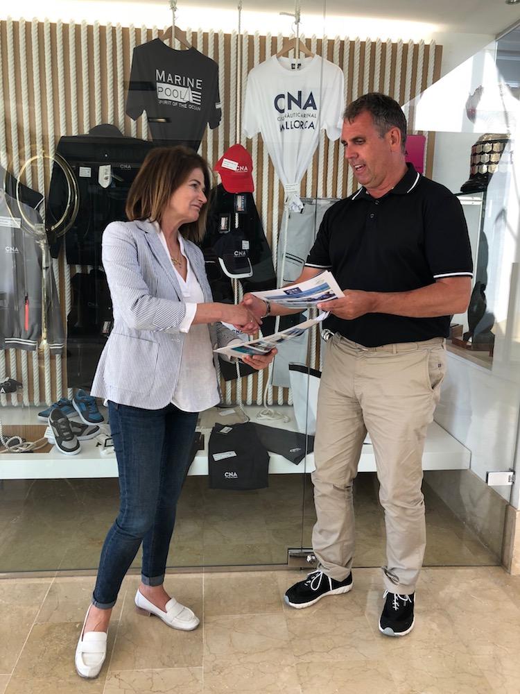 Marinepool - neuer Partner des Real Federacíon Española de Vela