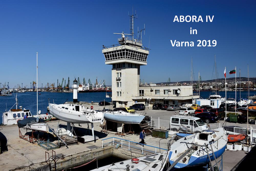 Varna an der Goldküste wird neuer Startort der ABORA IV