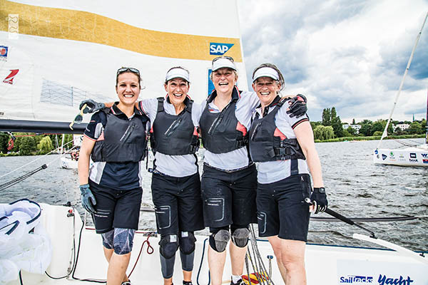 Helga Cup 2019 - NRV Pulvermädels holen den Heimsieg